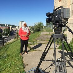 Canada gets its first hijab-clad news anchor