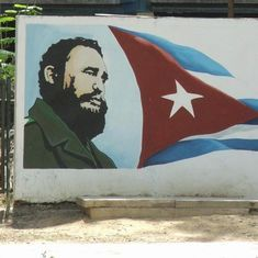 Searching for Fidel: In Cuba, chasing dreams of salsa socialism