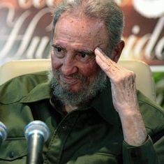 क्यूबा में कम्युनिस्ट क्रांति के जनक फिदेल कास्त्रो के निधन सहित दिन के सबसे बड़े समाचार