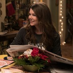 Oy with the poodles already! 'Gilmore Girls' is back