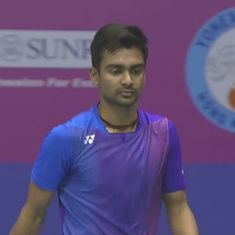'Just want to stay fit, not think about anything else': Sameer Verma's plans after Swiss Open win