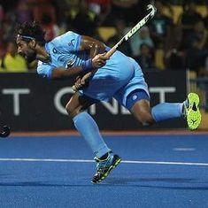Rupinder Pal Singh, SK Uthappa to miss Hockey World League Semi-Final