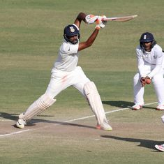 Day 2 Report: R Ashwin keeps India afloat in third Test against England
