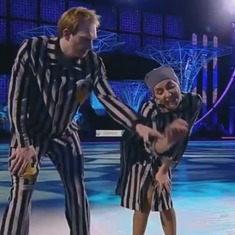 Watch: This Holocaust-themed ice skating performance in Russia has sparked a controversy
