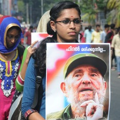 As Kerala mourns Fidel, Baby Castro of Kannur vows to live up to his legacy