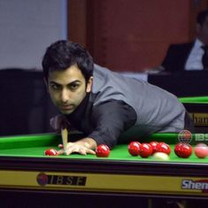 CCI Snooker Championship: Pankaj Advani sets up final clash with Aditya Mehta