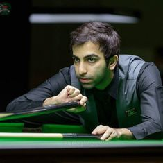 India's Pankaj Advani wins bronze in long-up format at World Billiards