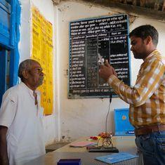 Chhattisgarh's way of dealing with Aadhaar: When fingerprints fail, take photos
