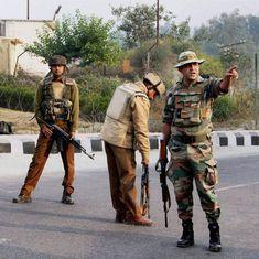 Jammu and Kashmir: Jawan killed in firing in Ramban district