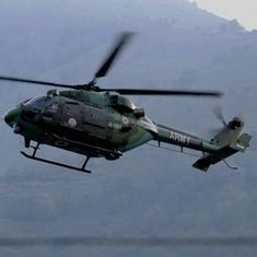 Engineer killed, two pilots injured in helicopter crash in Badrinath
