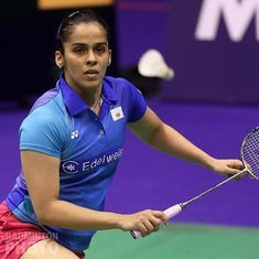Saina Nehwal to represent International Olympic Committee at the Badminton World Federation