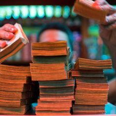Assam: Nearly Rs 1.55 crore in new Rs 2,000 notes seized from businessman's house in Guwahati