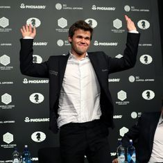 Chess forced me to think without resorting to an easy distraction or a Google search: Magnus Carlsen