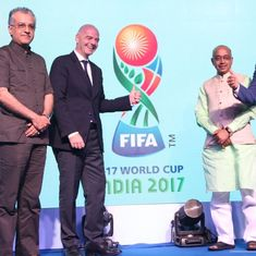 U-17 Fifa World Cup won't be like 2010 Commonwealth Games, promises AIFF vice-president