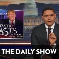 Watch: Trevor Noah explains how to deal with the lies of politicians in the post-truth world