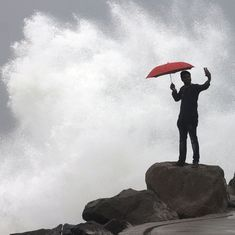 Chennai receives heavy rainfall as cyclone Nada weakens into deep depression