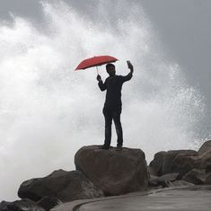 Rain recorded in coastal Tamil Nadu, cyclone may hit state this weekend