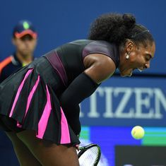 Serena Williams remains a force to reckon with. 2017 could be the year that spells it out for her