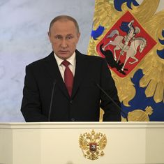 Russia warns citizens against travelling abroad, says the US may get them arrested