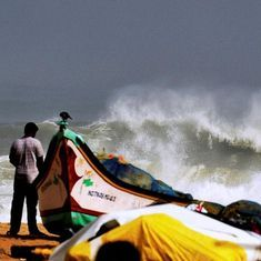 Tamil Nadu braces for a cyclonic storm in the midst of a monsoon with uneven rain distribution