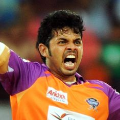 'If not India, I'd like to play for another country': Sreesanth after reimposition of life ban