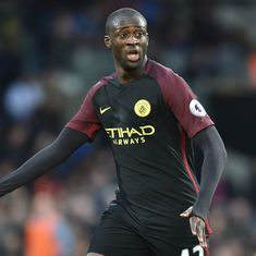 They have to be serious about this: Yaya Toure says Fifa doesn't care about racism in football