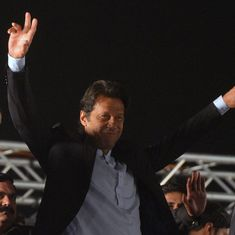Pakistan's Election Commission drops contempt petitions against Imran Khan after he apologises
