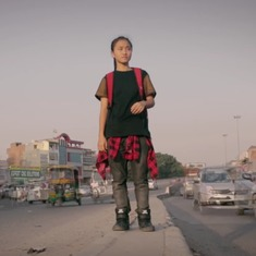 Video: How hip-hop dance is helping this young Burmese girl in Delhi overcome trauma