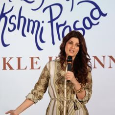 How Twinkle Khanna is stirring up India's publishing world (and selling lots of books)
