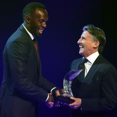 Retiring Bolt the 'Ali of Athletics', says World Athletics chief Sebastian Coe