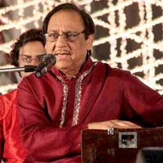 Why Ghulam Ali owns the ghazal 'Chupke Chupke Raat Din'