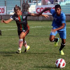 Neroca FC registers for direct entry in 2017 I-League