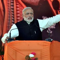The Congress is a sinking boat, says Narendra Modi in Punjab