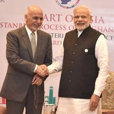 The big news: Ashraf Ghani says Pakistan provides sanctuary to terrorists, and 9 other top stories