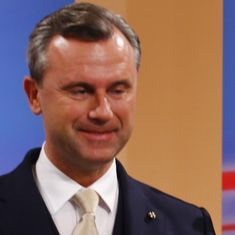Austria's far-right candidate Norbert Hofer concedes presidential election