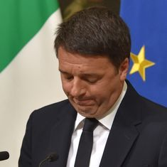 Italian Prime Minister Matteo Renzi resigns after losing referendum on constitutional reforms