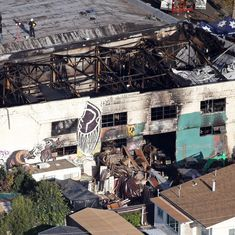 California: Toll in Oakland warehouse fire rises to 33