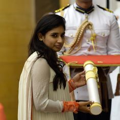 Thank you, Mithali Raj, for being Indian cricket's evergreen woman in blue