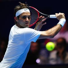 The sports wrap: Roger Federer seeded 17th at Australian Open, and other top stories