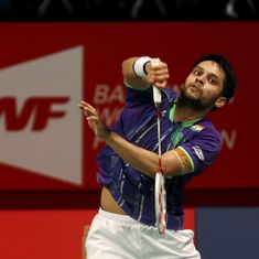 Canada Open badminton: P Kashyap defeats Wang Tzu Wei to reach first final in over 16 months