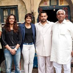 'Where's your daughter? Tell her to run': The story behind the Phogat family of 'Dangal'