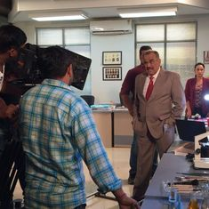 Eighteen years later, it is business as usual on the sets of 'CID'