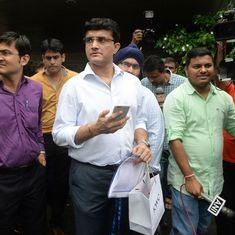 MCA, TNCA pressure forces BCCI to cancel rescheduled Bengal-Gujarat game, draws Sourav Ganguly's ire