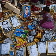 Stories of love and hope: Scenes from Chaityabhoomi on BR Ambedkar's 60th death anniversary