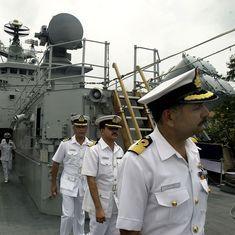 Experts to assess damage caused to warship INS Betwa at Mumbai dockyard