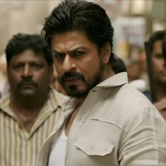 Film distributor receives threat from Shiv Sena against screening of Shah Rukh Khan's 'Raees'