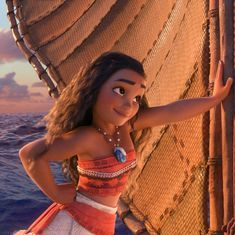 'Moana' fulfils Disney's long journey from timid princess to empowered working woman