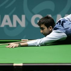 Pankaj Advani, Sourav Kothari reach quarterfinals of World Billiards Championship