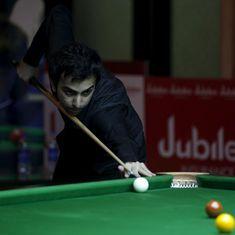 Pankaj Advani wins Asian Snooker Championship to complete Career Grand Slam in cue sports