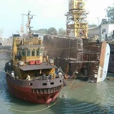 Readers' comments: 'Lunch hour had nothing to do with INS Betwa mishap'